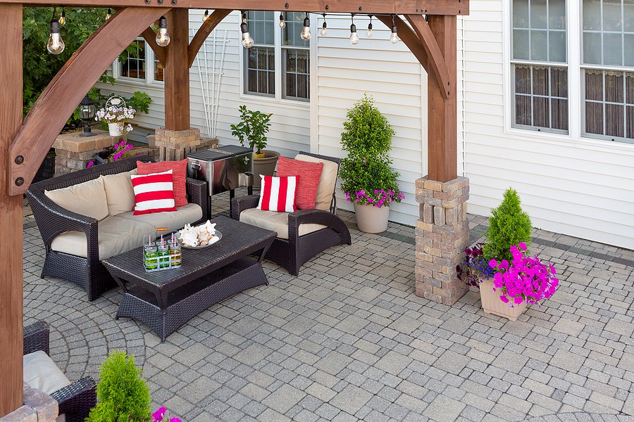 Give Your Patio A Quick Refresh With Cushions